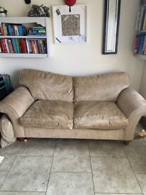 Sofa ; Laura Ashley 2 seater sofa bed , great quality