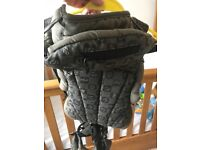 Mamas & Papas Baby Carrier Deluxe Famigli EXCELLENT CONDITION
