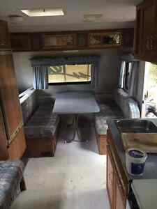1995 22 ft Terry Travel Trailer