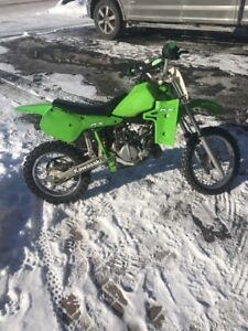 Kawasaki Dirt Bike KX 60