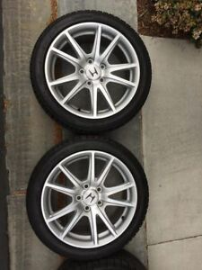 OEM 00-09 AP1/2 Honda S2000 wheel(rim) in perfect condition only