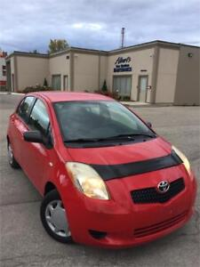 2007 Toyota Yaris LE Sedan! LOW 157KMS! AUTO!4CYL!CERTIFIED!