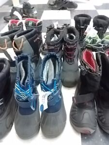 Winter boots for toddler boys