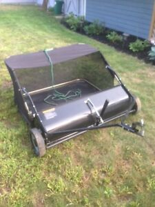 Lawn Sweeper (pull behind)