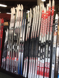 Cross Country Ski Package Blowout on NOW!