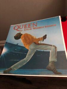 Queen Poster - Freddie Mercury