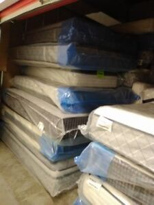 BRAND  New QUEEN size Kingsdown Mattress, bOX, frame, delivery