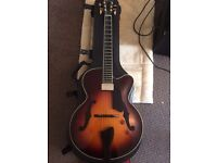 Eastman AR503CE Archtop Electric Jazz Guitar for Sale