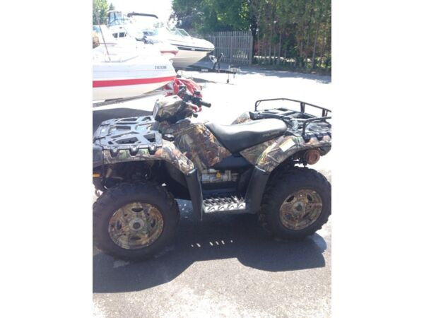 Used 2011 Polaris sportsman 550