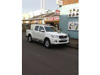 Toyota hilux invincible 63 reg £13700 Ono no vat