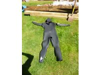 wetsuit size large