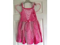 Girl's Fairy Dress Costume Fancy Dress from M&S: Age 7-8