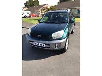 Toyota RAV 4 GX VVTI Automatic 5 Door 2.0L Petrol