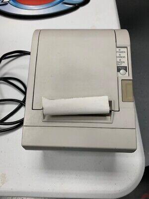 Printer cash Epson TM-T88IIP POS Thermal Receipt Printer