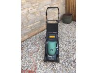 Hayter Electric Lawnmower Envoy 36