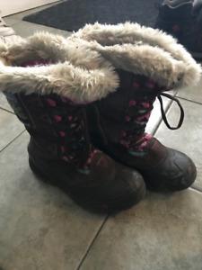 Bottes d'hiver North Face - Grandeur 6 ans (Femme)