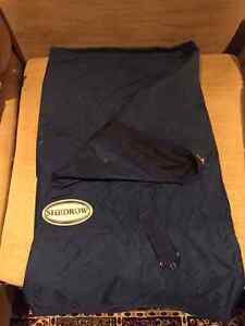 "Dark Blue SHEDROW Rainsheet (Sz: 82"")"