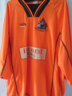 Altrincham FC 2002-2003 Away Football Shirt Size XL /10969 image