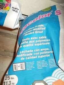 MAPEI GROUT FOR FLOOR OR WALL TILES