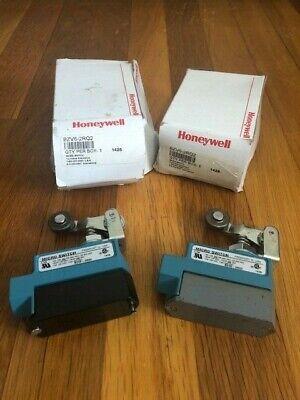 Honeywell Micro Switch Enclosed Limit Switch Bzv6-2rq2