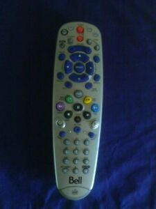 Bell and Rogers TV Remotes
