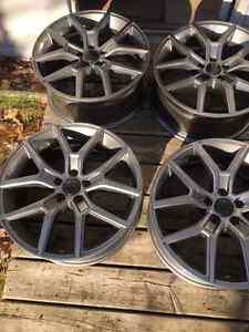 4 Mag wheels jantes roues 5x108 Volvo, Ford, Jaguar