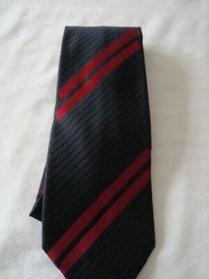 1960s – 70s Men's Ties | Skinny Ties, Slim Ties Vintage Men's Neck Tie 1960's Olden Tailleur Chemisier 189 Rue St Honore Paris $5.99 AT vintagedancer.com
