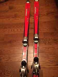 Atomic Pro Carv X 6.24 Downhill Skis with Bindings