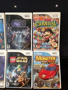 3 Wii Games Left For Sale - All working perfectly Kitchener / Waterloo Kitchener Area image 4