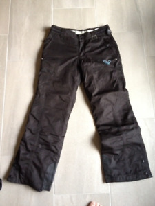 Women's Ski pants Ocean & Earth Size Small Used but excellent