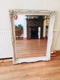 Large Ornate Mirror - Great condition