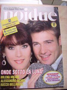 FOTOROMANZO-NOIDUE-N-223-1994-Miconi-Inches-Bellanova