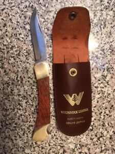 Whonnock Lumber collectors knife