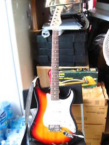 Brand New 6 String Electric Guitar From California $95