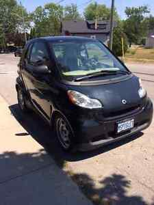 2008 Smart Car Fortwo Coupe (2 door)