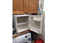 Small larder fridge