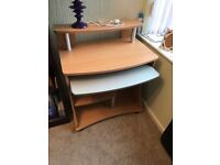 Computer Desk With Free Computer Chair