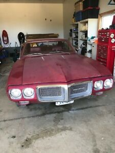 1969 Firebird, One owner, Matching numbers