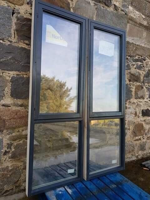 New NorDan Windows & Double Doors