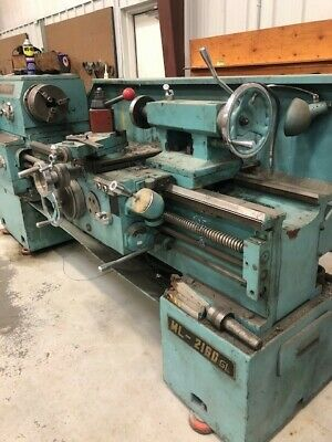 Mighty Turn Lathe Machine Ml-2160 Gl