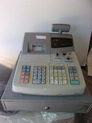 Sharp Er-a242 Cash Register Model Electronic Talking
