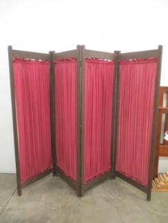 B37054 Large Room Divider Screen Change Rooms Beauty Salon Unley Unley Area Preview