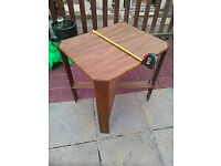 SMALL RECTANLGE TABLE