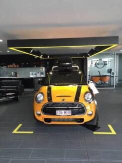 2015 MINI Hatch Cooper S Auto Newstead Brisbane North East Preview