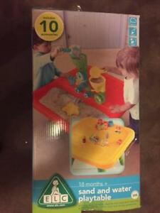 Toddler Sand and Water Playtable