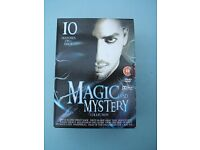 DVD Box Set Magic and Mystery Collection (10 features on 5 double sided discs)