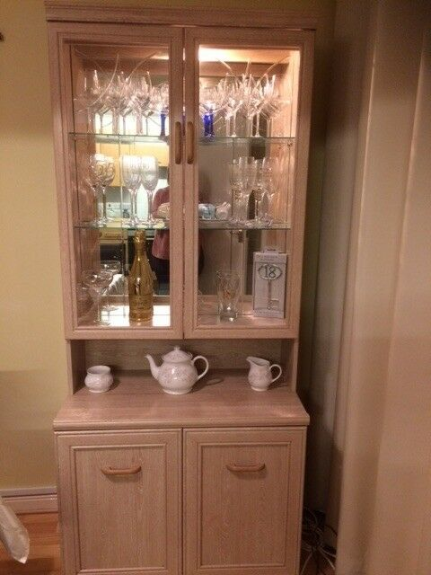 Living Room Dining Display Cabinet