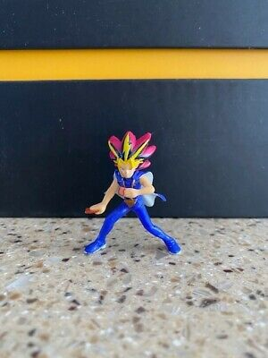 Yu-Gi-Oh 1996 Mattel Vintage Mini Figure Takahashi BETA MAGNET WARRIOR