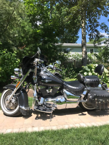 2006 Suzuki CT90 1500 cc - many custom accessories