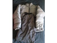 Ladies ski jacket and trousers size 14